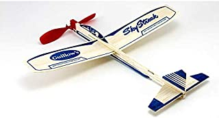 product image for Sky Streak Balsa Wood Glider Plane