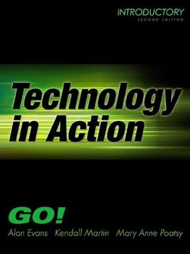 Technology in Action, Intro and Student CD Package