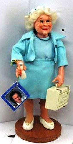 Nana's Family: Dottie Figurine Richard Simmons & Annie Wahl Grandma Doll
