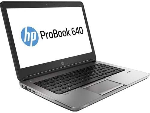 Ordenador portátil HP 640 G1 Intel Core I5 4300 2.60GHZ/8GB/256GB ...