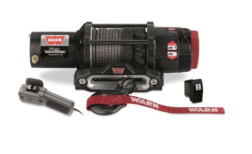 Warn 90451 ProVantage 4500-S Winch – 4500 lb. Capacity