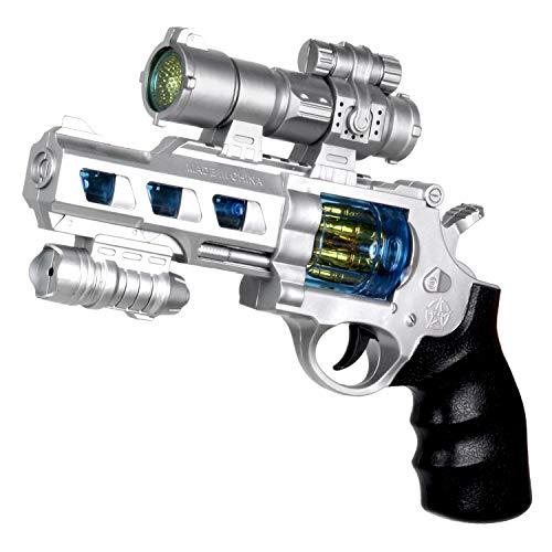 銃 おもちゃ 拳銃 光線銃 対戦 ガン 音 男の子 サバイバルゲーム リアル ピストル 遊具