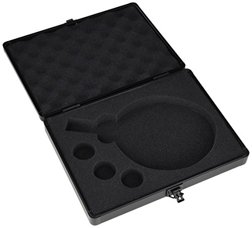 JOOLA Aluminum Table Tennis Racket Case with Ball Storage (Black) by JOOLA (Image #2)