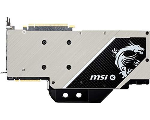 MSI Gaming HDMI/DP/USB Turing Architecture EKWB Graphics