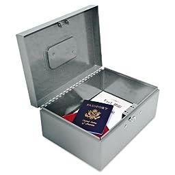 Steelmaster BOX CASH LOCKG HVY DTY GY (221F92GRA)