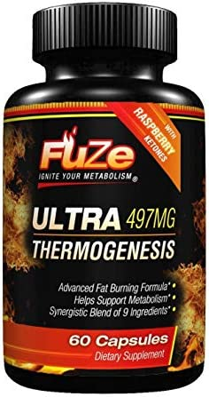 FUZE Thermogenic Ultra Keto Fat Burner Weight Loss Diet Pills and Supplement Will Ignite Your Metabolism, Ramp Up Your Energy and Melt Stubborn Fat Fast! 4