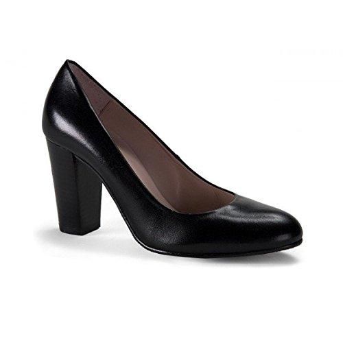 Zeddea Garda nero - scarpe comode da sala