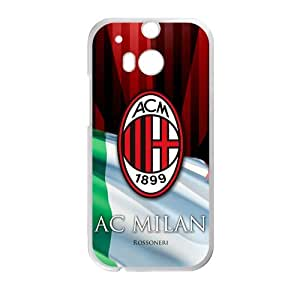 AC Milan ROSSONERI Cell Phone Case for HTC One M8