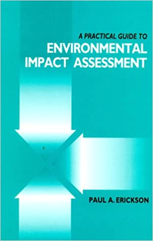 Book A Practical Guide to Environmental Impact Assessment