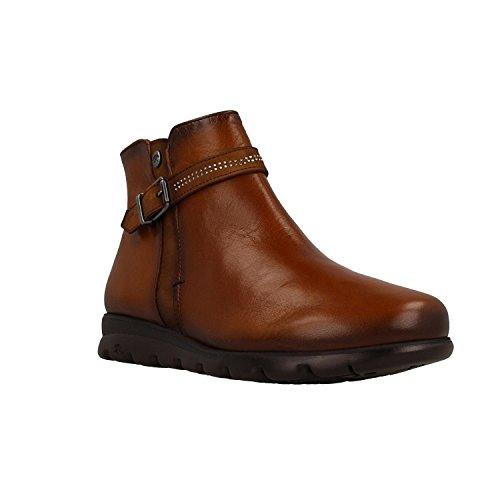 Nobuck Zapato Marron Sugar F0357 FLUCHOS Cuero SSqRH8w