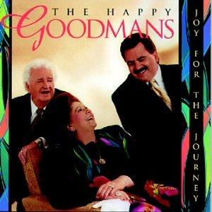 Joy for the Journey - Happy Goodmans Cd