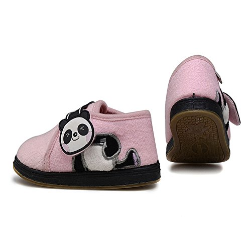Secret Slippers Winter Soft Warm Cute Baby Boys Girls Boots Fleece Lined Warm Shoes by Secret Slippers (Image #3)