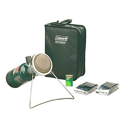 Buy Bargain Coleman 5034-729 Heater, SurvivalCat Catalytic 800 BTU
