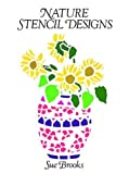 Nature Stencil Designs, Sue Brooks, 0486290921