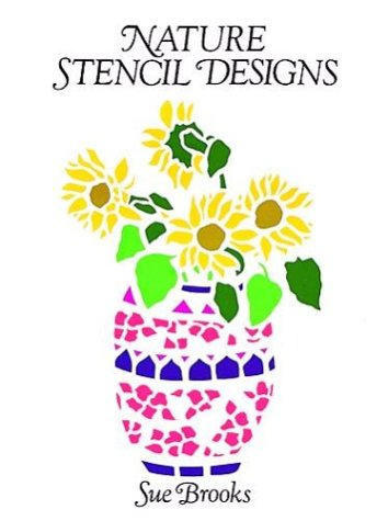 Nature Stencil Designs (Dover Pictorial Archive Series) by Dover Publications