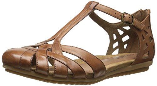 Rockport Cobb Hill Women's Ireland CH Dress Sandal, Tan, 9 W US