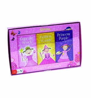 Ideal Pinkalicious Card Games by Ideal