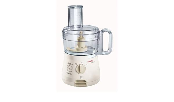 Tefal DO 1011 Iseo Robot de cocina color blanco/Greige: Amazon.es ...