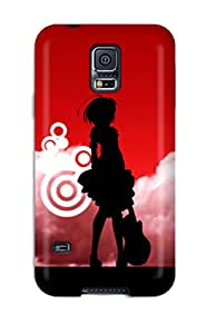 Imogen E. Seager's Shop Best Anti-scratch And Shatterproof The Melancholy Of Haruhi Suzumiya Phone Case For Galaxy S5/ High Quality Tpu Case UOJTDYE7L1LXPW2Z