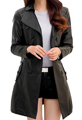 helan-womens-double-breasted-pu-leather-coat-black-us-8-10