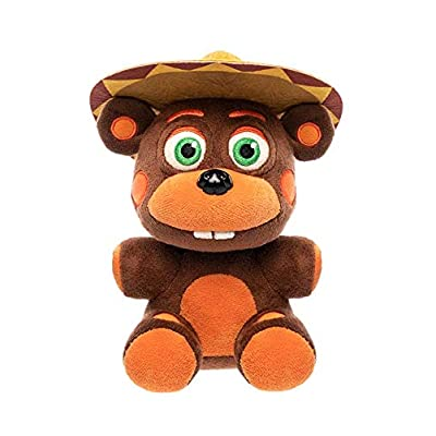Funko Plush: Five Nights at Freddy's Pizza Simulator - El Chip Collectible Figure, Multicolor: Toys & Games