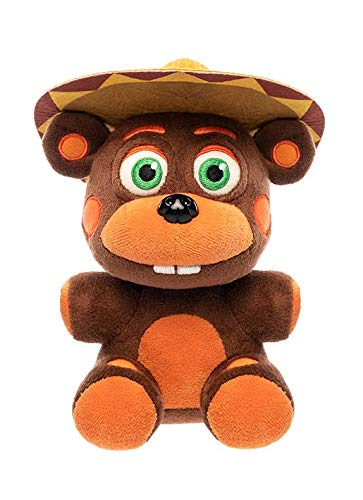 Funko Plush: Five Nights at Freddy's Pizza Simulator - El Chip Collectible Figure, Multicolor