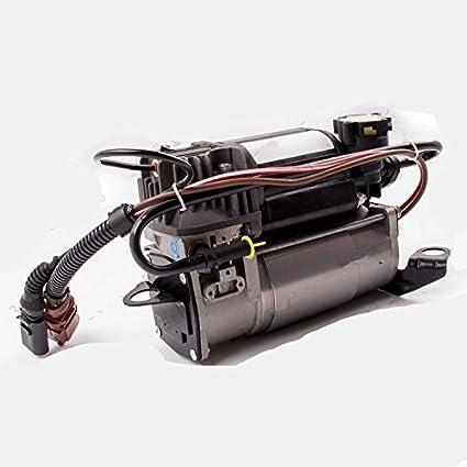 GOWE compresor de suspensión de aire para Audi A6 C6 4 F Suspensión Neumática Compresor Bomba