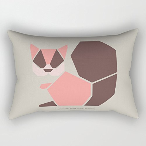 Alphadecor Cushion Covers Of Geometry 18 X 26 Inches / 45 By 65 Cm,best Fit For Lover,valentine,son,father,office,home Theater Each (Custom Costumes In Edmonton)