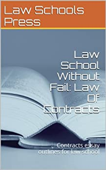 law school contracts essays Consideration is an essential part of most contracts it is what each party brings to  contract a valuable consideration in the sense of the law may consist either in.