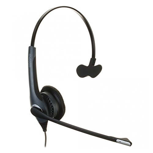Jabra GN2000 USB Duo MS Corded Headset -