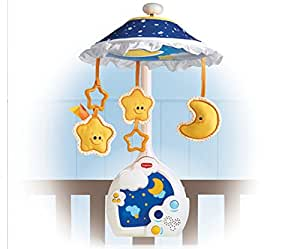 Starry Night Mobile Soother Night Light