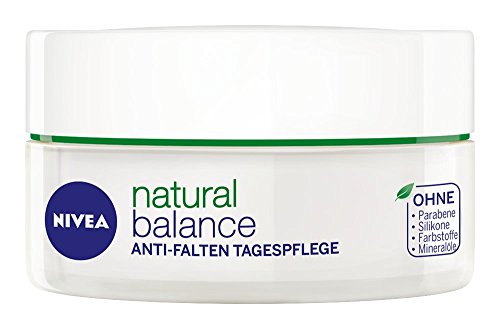 Nivea Visage Pure & Natural Anti-Age Tagespflege, 50 ml