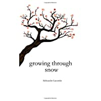 growing through snow