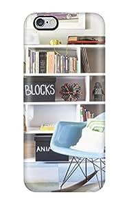 Julian B. Mathis's Shop Premium Durable Blue Rocker With Creative Shelving In Boy8217s Bedroom Fashion Tpu Iphone 6 Plus Protective Case Cover 4923076K83350952 Kimberly Kurzendoerfer