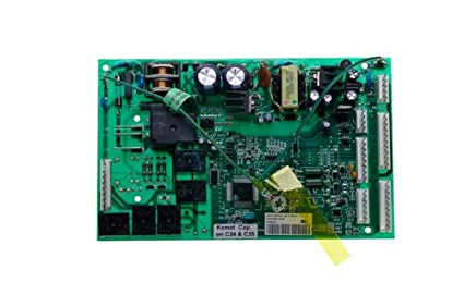 amazon com ge wr55x10775 main control board assembly for refr home rh amazon com Specialized Wireless Computer Manual Manual Handheld Computers for Business
