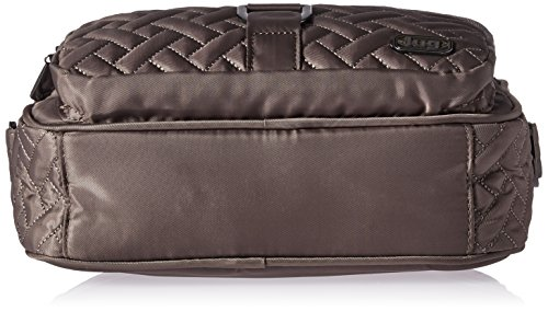 Body Version Bag Walnut Mini Lug Carousel Cross Brown Women's 3 0 x0qHUt