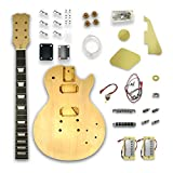 Best Guitar Kits - DIY Electric Guitar Kits for LP Style Electric Review
