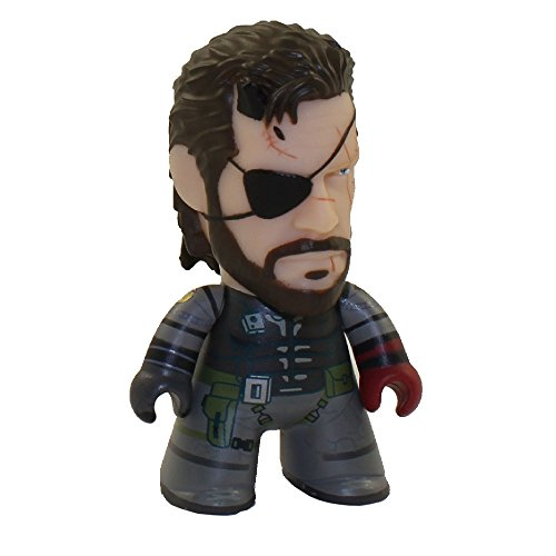 Titan Merchandise - Vinyl Minifigure - Metal Gear Solid V Collection - BIG BOSS (3 inch)