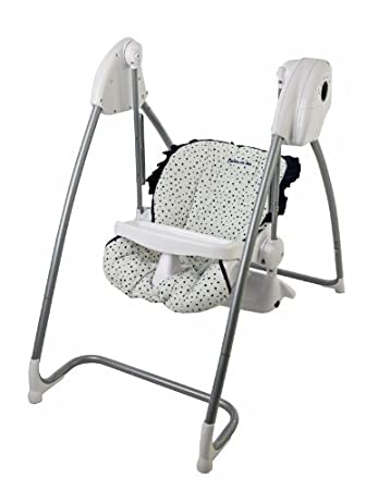 308309dfd Dream On Me 2 In 1 Highchair and Swing