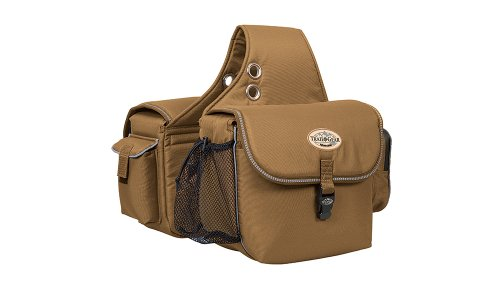 (Weaver Leather Trail Gear Saddle Bag)