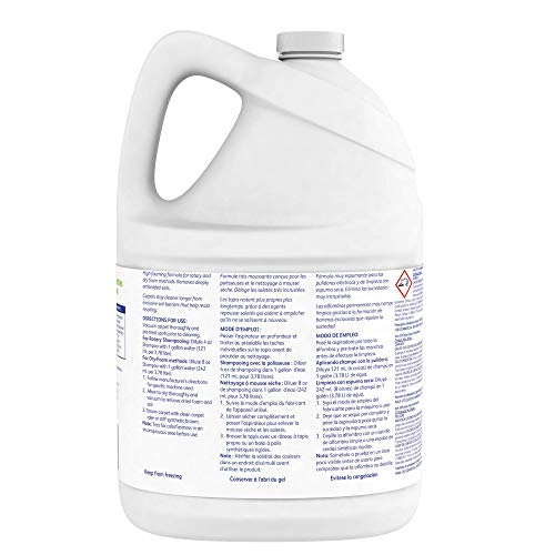 Diversey Carpet Shampoo (1-Gallon, 4-Pack) by Diversey (Image #1)