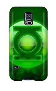 3345339K70342642 High Quality Green Lantern Tpu Case For Galaxy S5