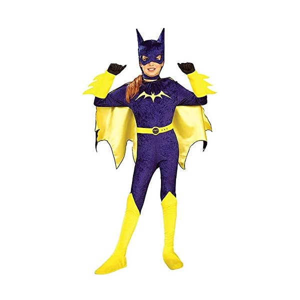 Batgirl Costume Large By Unknown