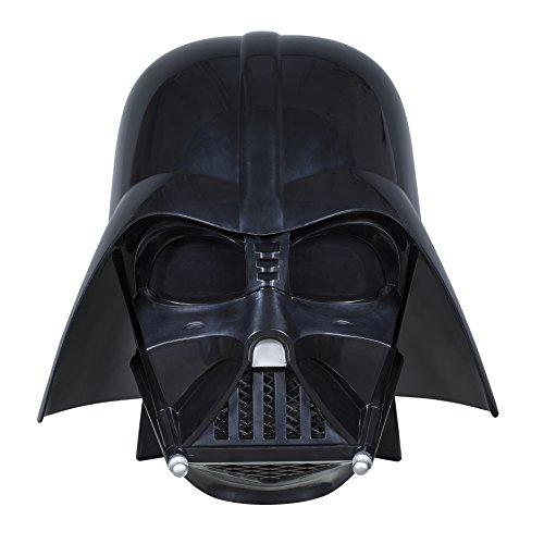 Star Wars The Black Series Darth Vader Premium Electronic Helmet (Amazon Exclusive) -