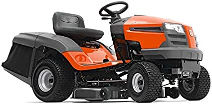Husqvarna TC 138 - Tractor de césped, ruedas motrices, 8600W, corte de 97cm