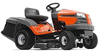 Husqvarna TC 138 - Tractor de césped, ruedas motrices, 8600 ...