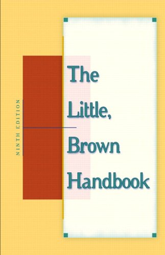 The Little, Brown Handbook (With MyCompLab), 9th Edition