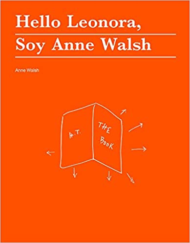 cover image, hello leonora soy anne walsh