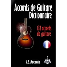 Accords de Guitare (Dictionnaire) (French Edition)