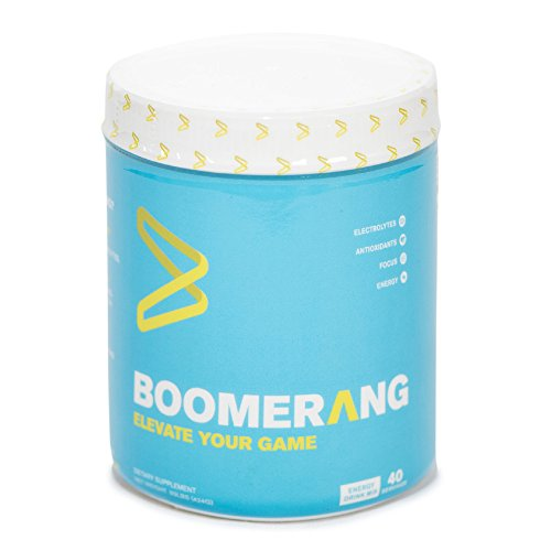Boomerang Energy Drink Mix (40 Servings)